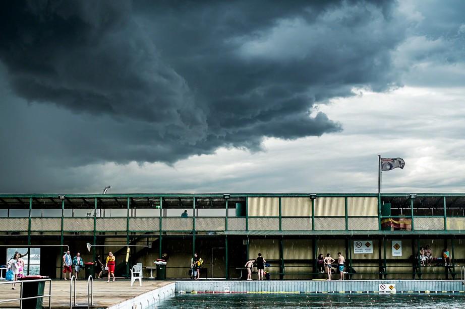Balmain storm front