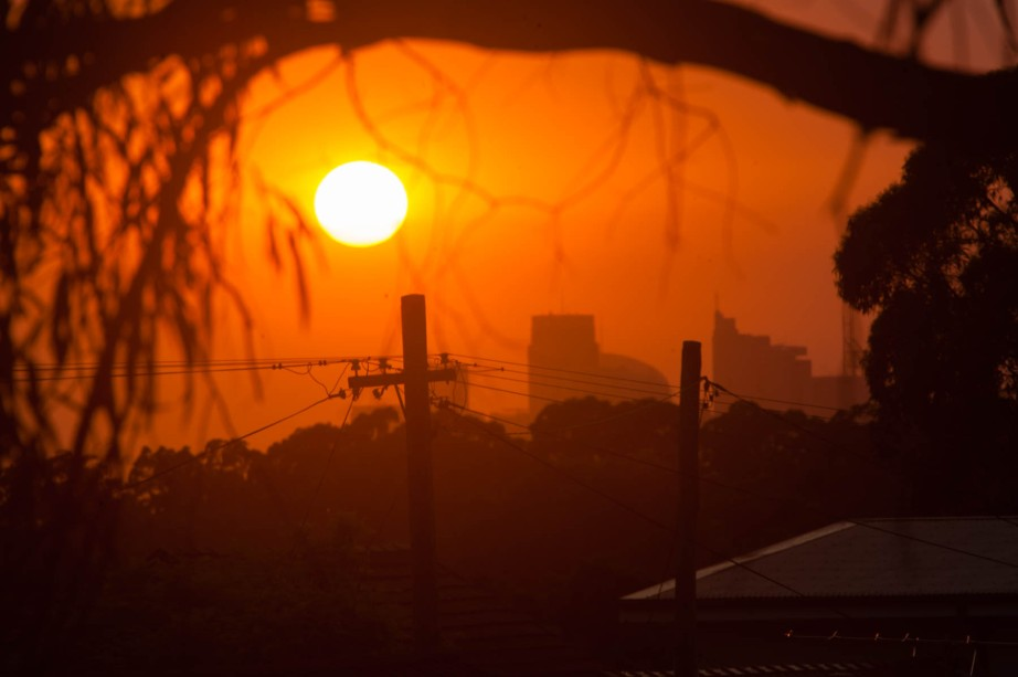Sydney Heatwave